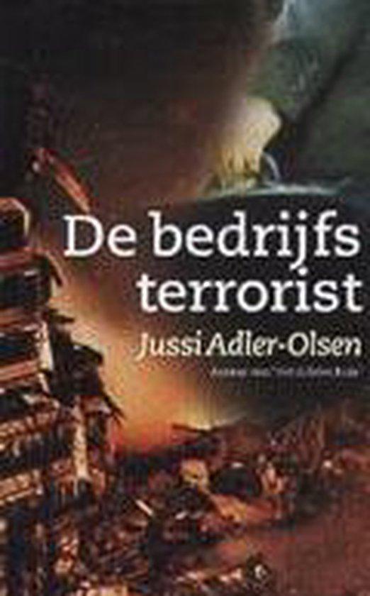 De Bedrijfsterrorist - Jussi Adler-Olsen   Fthsonline.com