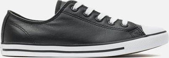 bol.com | Converse Sneaker Zwart - Dames - Maat 39