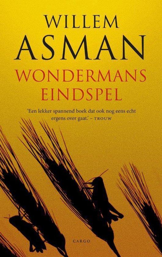 Wondermans Eindspel - Willem Asman |