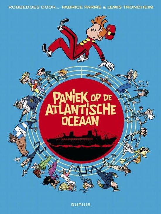 Robbedoes door 06. paniek op de Atlantische oceaan - Fabrice Parme pdf epub