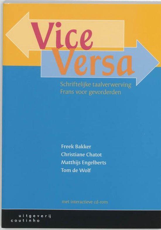 Vice versa - F. Bakker |