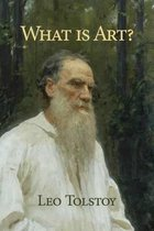 Boek cover What Is Art? van Leo Tolstoy