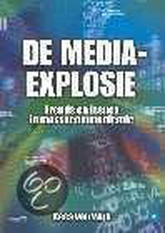 De Media-Explosie - Stasio Wijnands |