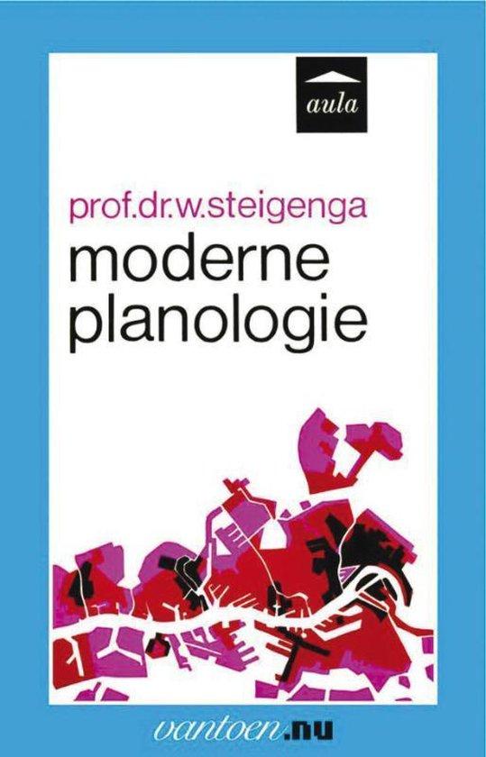 Vantoen.nu - Moderne planologie - W. Steigenga  