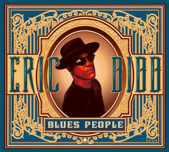 Bol Com Eric Bibb Blues People Eric Bibb Cd Album Muziek