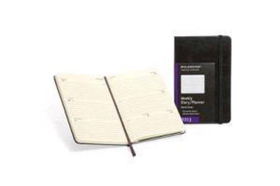Moleskine Pocket Diary Weekly Horizontal Hard
