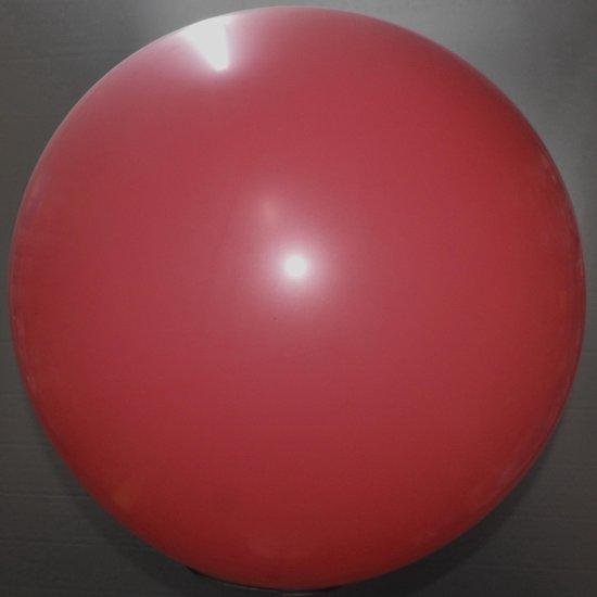 reuze ballon 120 cm 48 inch rood