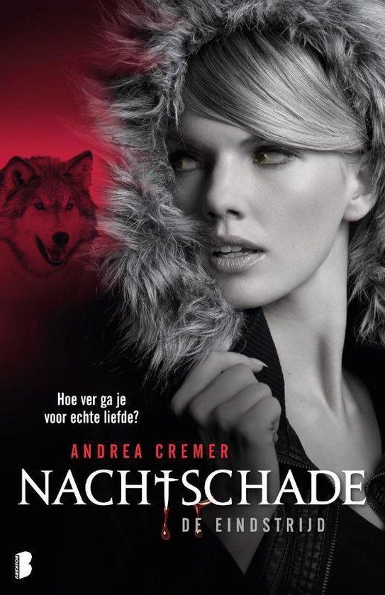 Nachtschade 3 - De eindstrijd - Andrea Cremer |