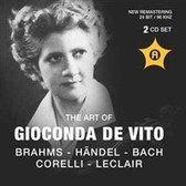 Art Of Gioconda De Vito (1956-59)