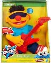 Playskool Sesamstraat Let's Rock Ernie