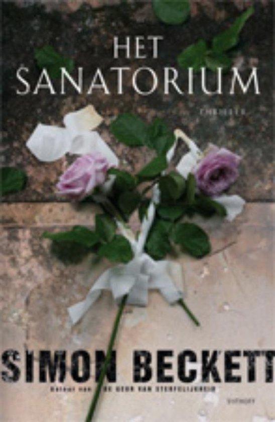 Het Sanatorium - Simon Beckett |