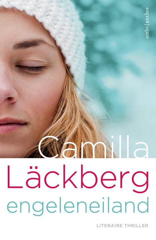 Boek cover Engeleneiland van Camilla Läckberg