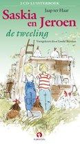 Saskia En Jeroen De Tweeling 2 Cd's (luisterboek)