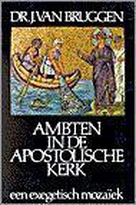 Ambten in de apostolische kerk