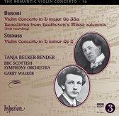 The Romantic Violin Concerto Volume 16