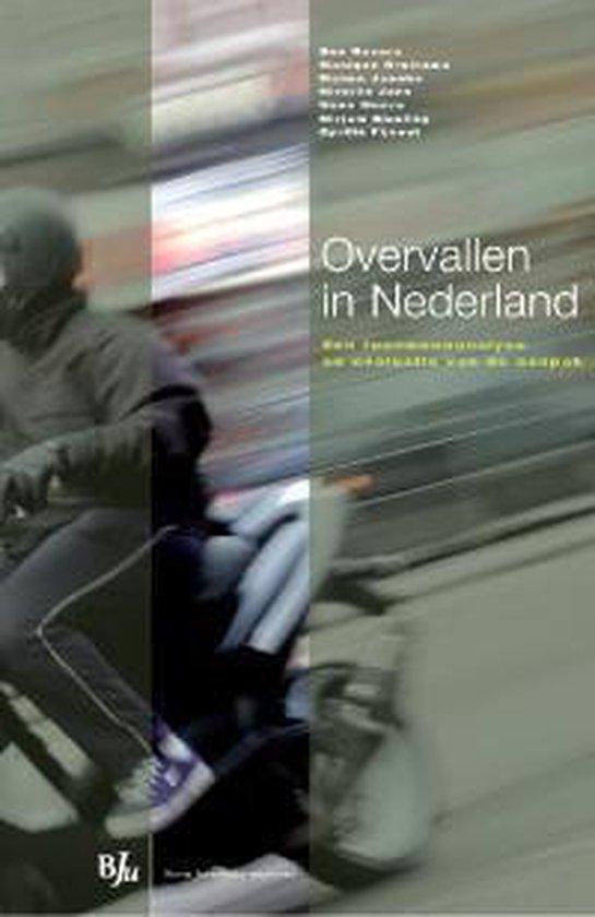 Overvallen in Nederland - Ben Rovers  
