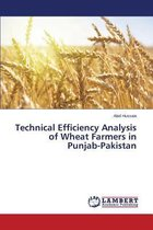 Technical Efficiency Analysis of Wheat Farmers in Punjab-Pakistan