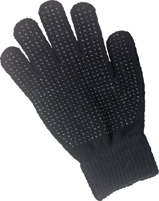 Kerbl Magic Grippy Glove Zwart One-size