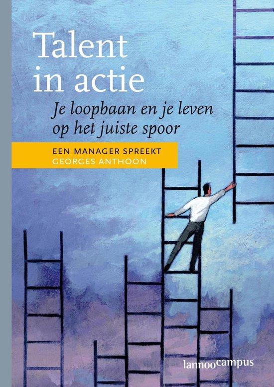 Talent in actie (E-boek) - Georges Anthoon |