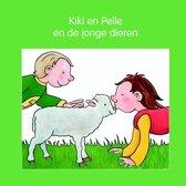 Kiki en Pelle  -   Kiki en Pelle en de jonge dieren