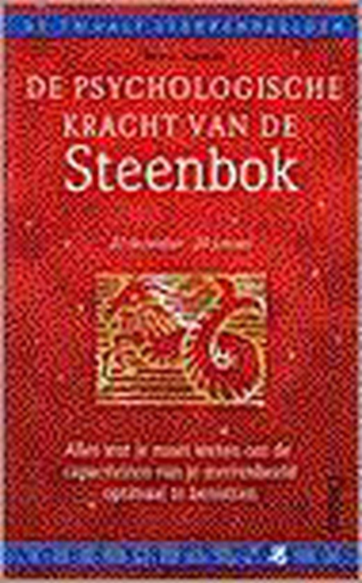 De Psychologische Kracht Van De Steenbok - Teresa Moorey |