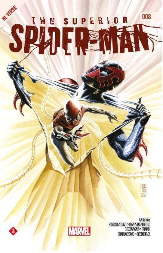 Spider-Man - The superior spider-man 008 - Marvel |