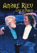 CD cover van Andre Rieu - Live In Dublin van André Rieu