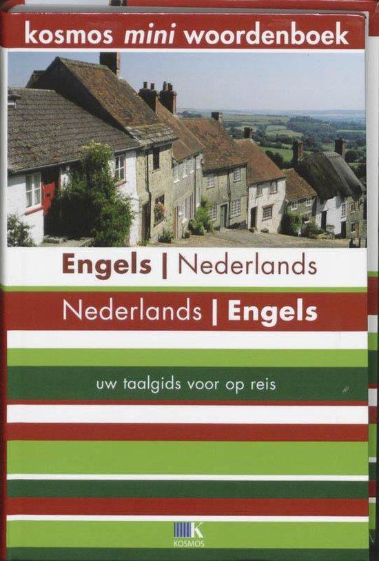 Cover van het boek 'Engels-Nederlands Nederlands-Engels'