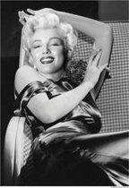 Marilyn Monroe-Hollywoodster-poster-68x98cm.