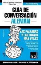 Guia de Conversacion Espanol-Aleman y vocabulario tematico de 3000 palabras