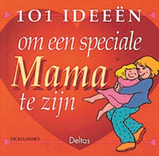 101 ideeën om een speciale mama te zijn - Vicki Lansky |