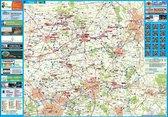 Arthuur fietsknooppuntenkaart Twente