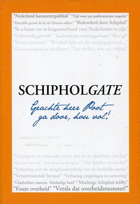 Schipholgate - J. Poot |