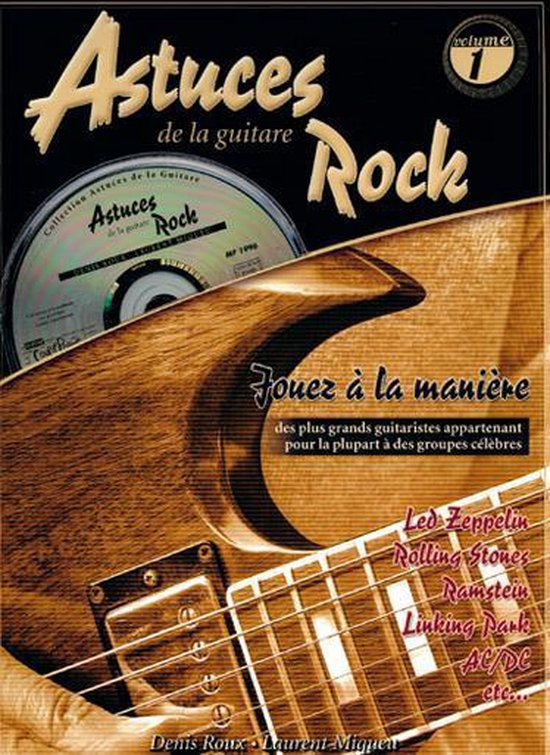 Astuces de la Guitare Rock