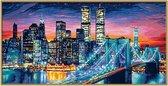 Schilderen op Nummer - Manhattan