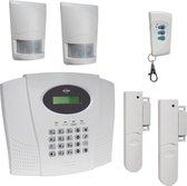 ELRO AP5500 Pro Alarmsysteem - Met Telefoonkiezer