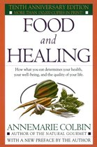 Omslag Food and Healing