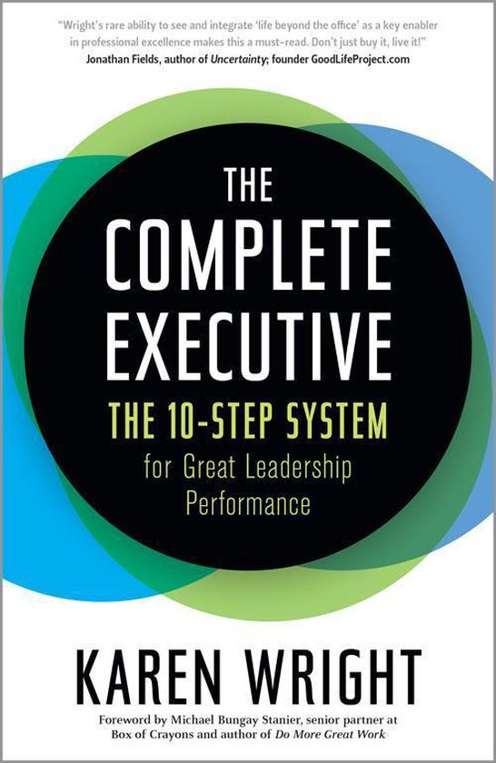 Boek cover The Complete Executive van Karen Wright (Onbekend)