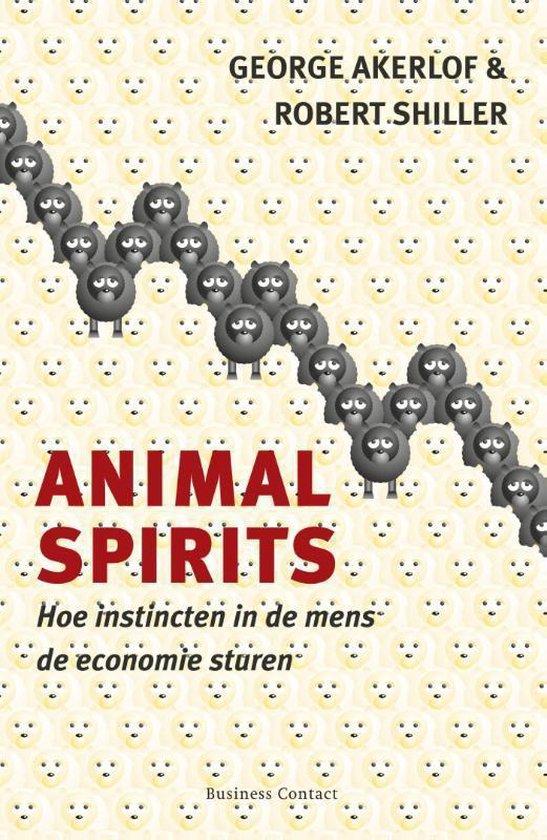 Animal Spirits - george a. akerlof |