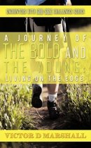 Boek cover A Journey of the Bold and the Young van Victor D Marshall