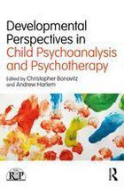 Omslag Developmental Perspectives in Child Psychoanalysis and Psychotherapy