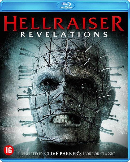 Cover van de film 'Hellraiser - Revelations'