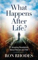 Omslag What Happens After Life?