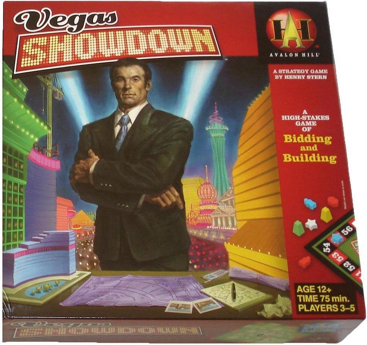 Vegas Showdown bordspel Avalon Hill (English)