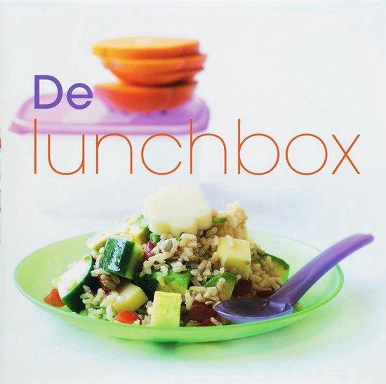 Cover van het boek 'De lunchbox' van S. Harper