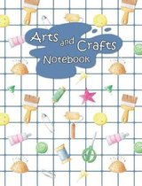Arts & Crafts Notebook