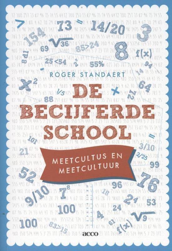 De becijferde school - Roger Standaert |