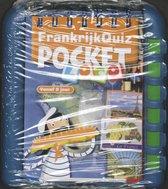 Pocket loco Frankrijk Quiz spelhouder + boekje