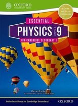 Essential Physics for Cambridge Secondary 1 Stage 9 Student Book