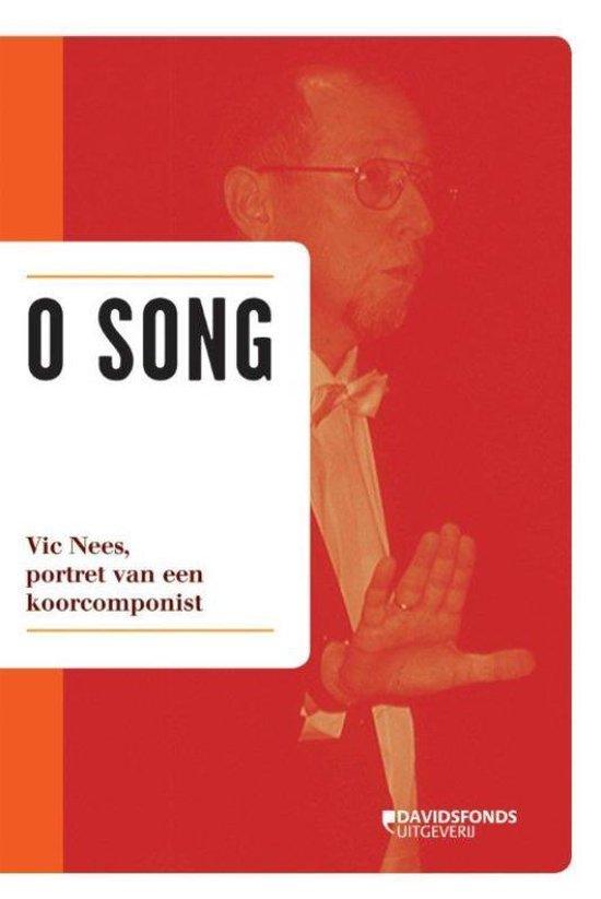 Cover van het boek 'O song + CD'